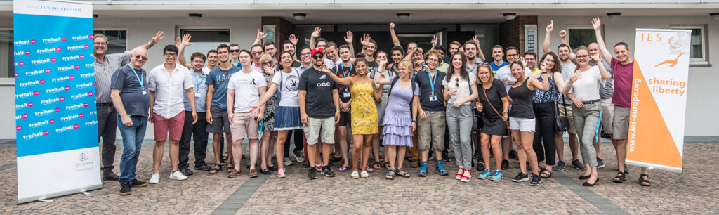 "Europe & Liberty"" Summer Seminar in Gummersbach, Germany – IES-Europe"
